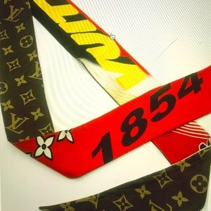 Louis Vuitton Race Bandeau